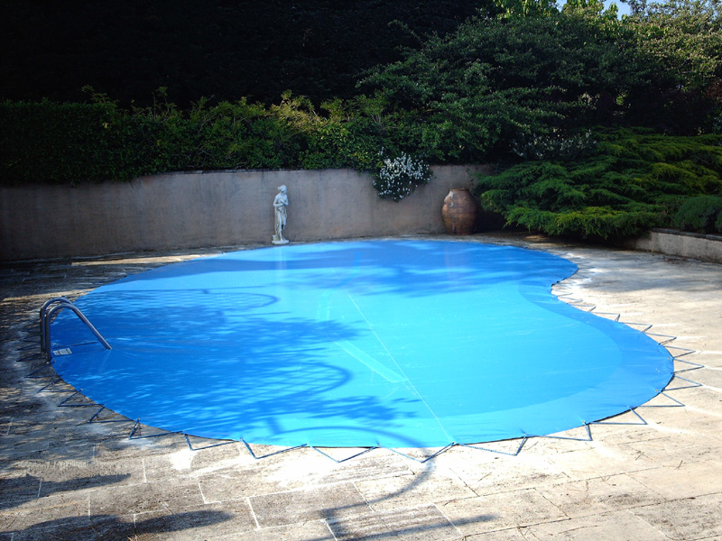 Les s curit s piscine for Bache piscine
